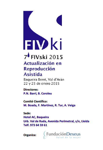 7º encuentro FIV-Ski