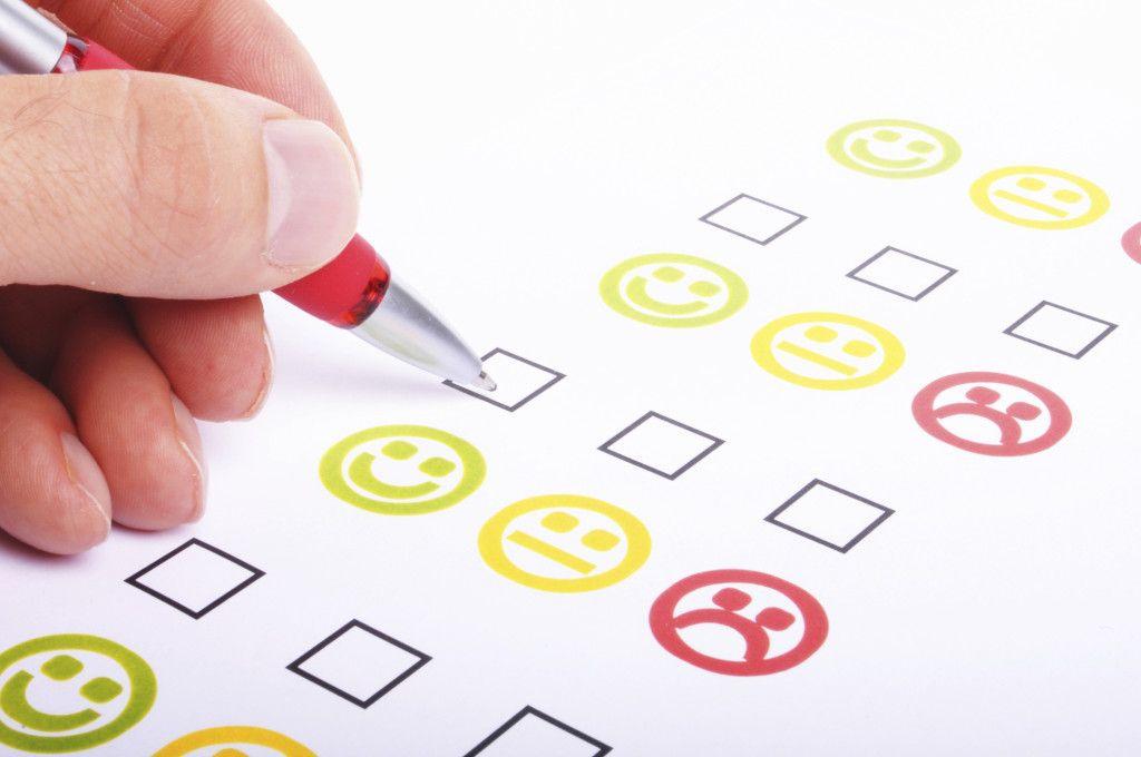 encuesta de satisfacción recomendación FIVMadrid