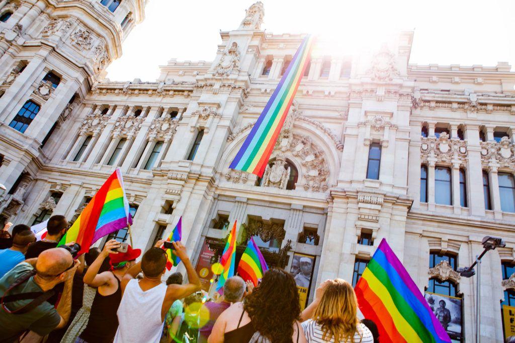 Orgullo LGBT familias