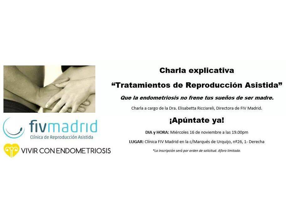 charla endometriosis FIVMadrid