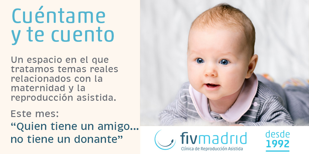 amigo donante para reproducción asistida