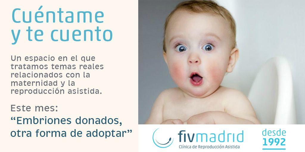 adopción de embriones FIVMadrid