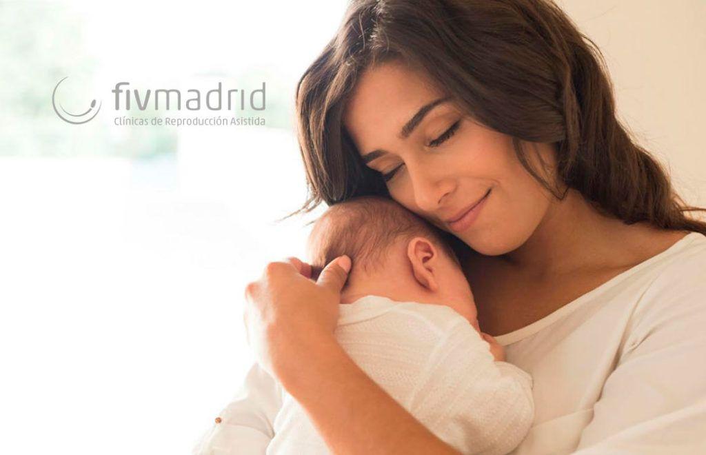 ser madre con infertilidad