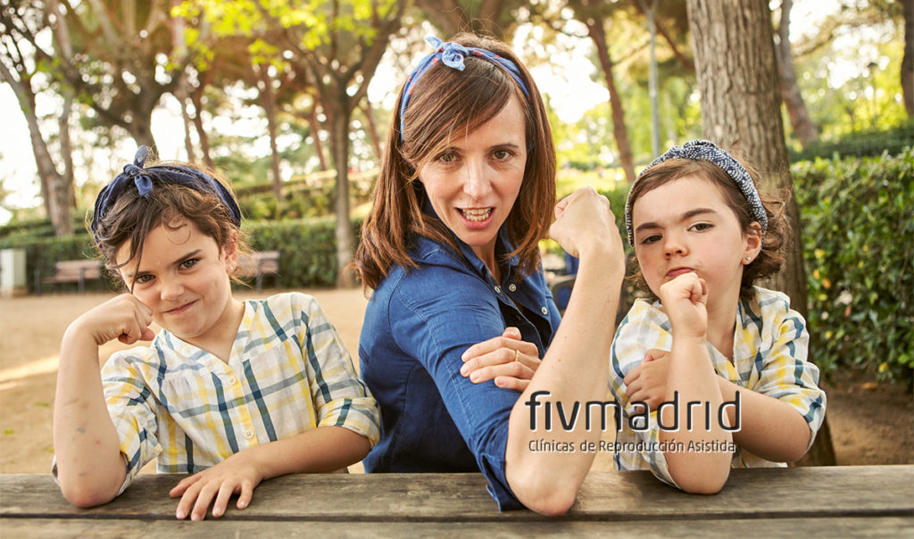 madres solas clínica FIVMadrid